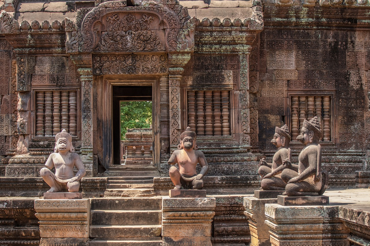 How Many Days To Travel Cambodia North To South