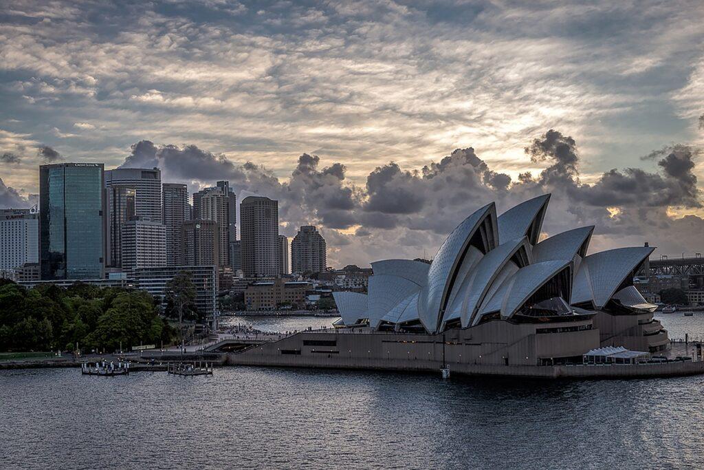 Sydney, Harbor