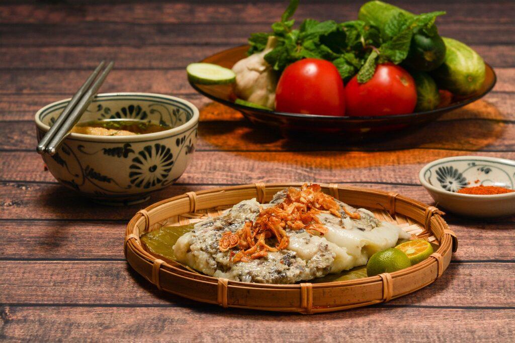 Vietnamese, Food
